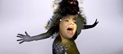 Bjork Lionsong video