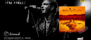 Alice In Chains Dirt Gold Soundz Grunge Padova Limerick audioforum ascolti ascolto guidato guidati