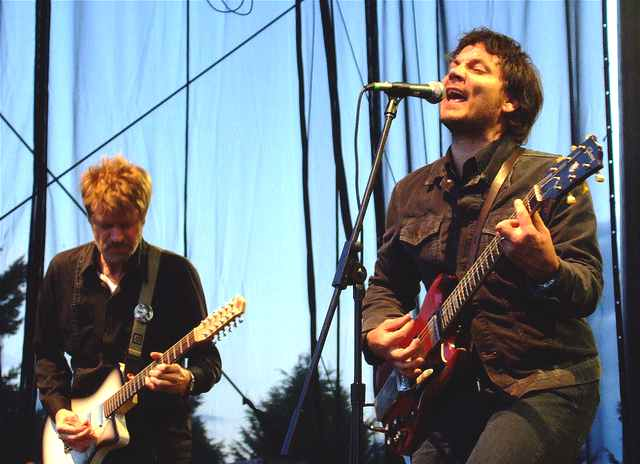 Wilco - Jeff Tweedy Nels Cline