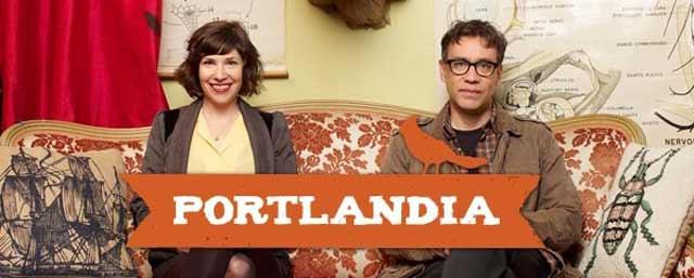 Portlandia Fred Armisen e Carrie Brownstein