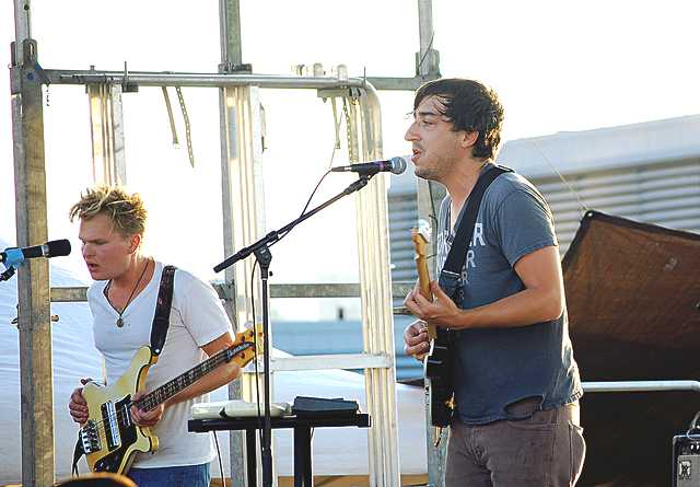 Grizzly Bear - Ed Droste & Chris Taylor