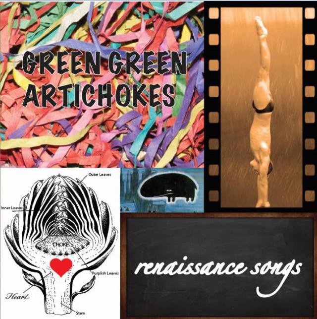 Green Green Artichokes Renaissance Songs