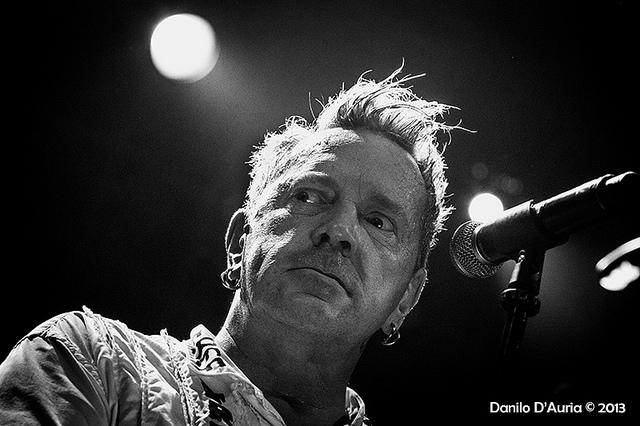 John Lydon PIL Atlantico Live Roma