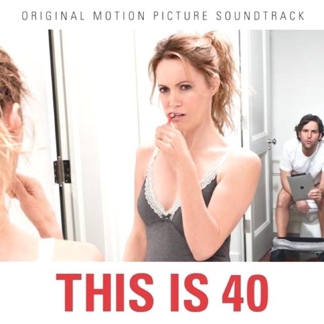 Artisti vari: This is 40 Soundtrack