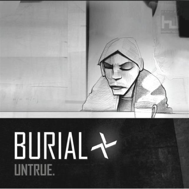 Burial-Untrue
