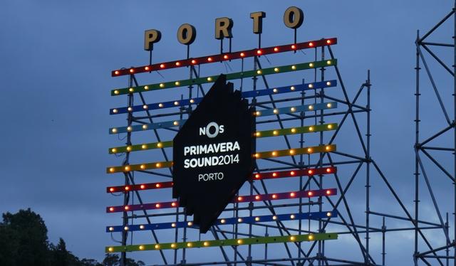 NOS Primavera Sound 2014-2