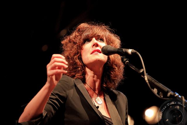 Cristina Donà Carroponte Milano 18 giugno 2015