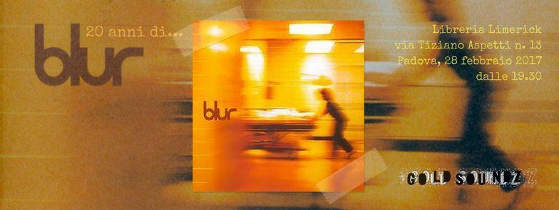 20 anni di Blur
