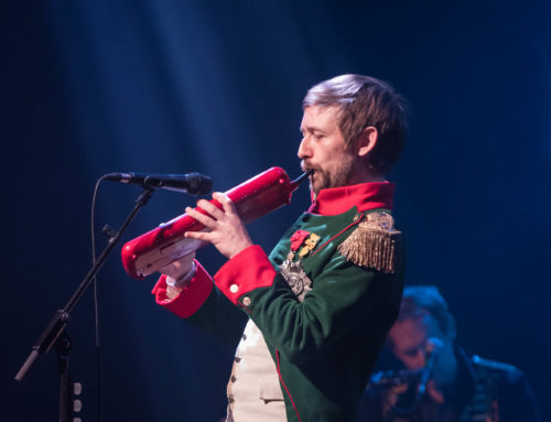 The Divine Comedy a Roma: guarda le foto del concerto