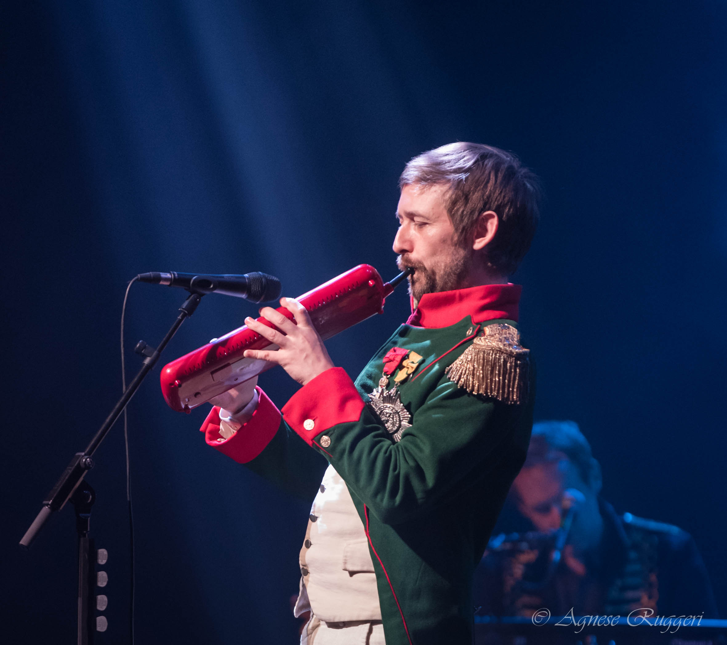 Neil Hannon The Divine Comedy Roma