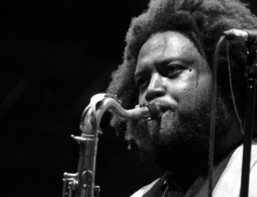 Kamasi Washington: guarda le foto del suo live a Roma