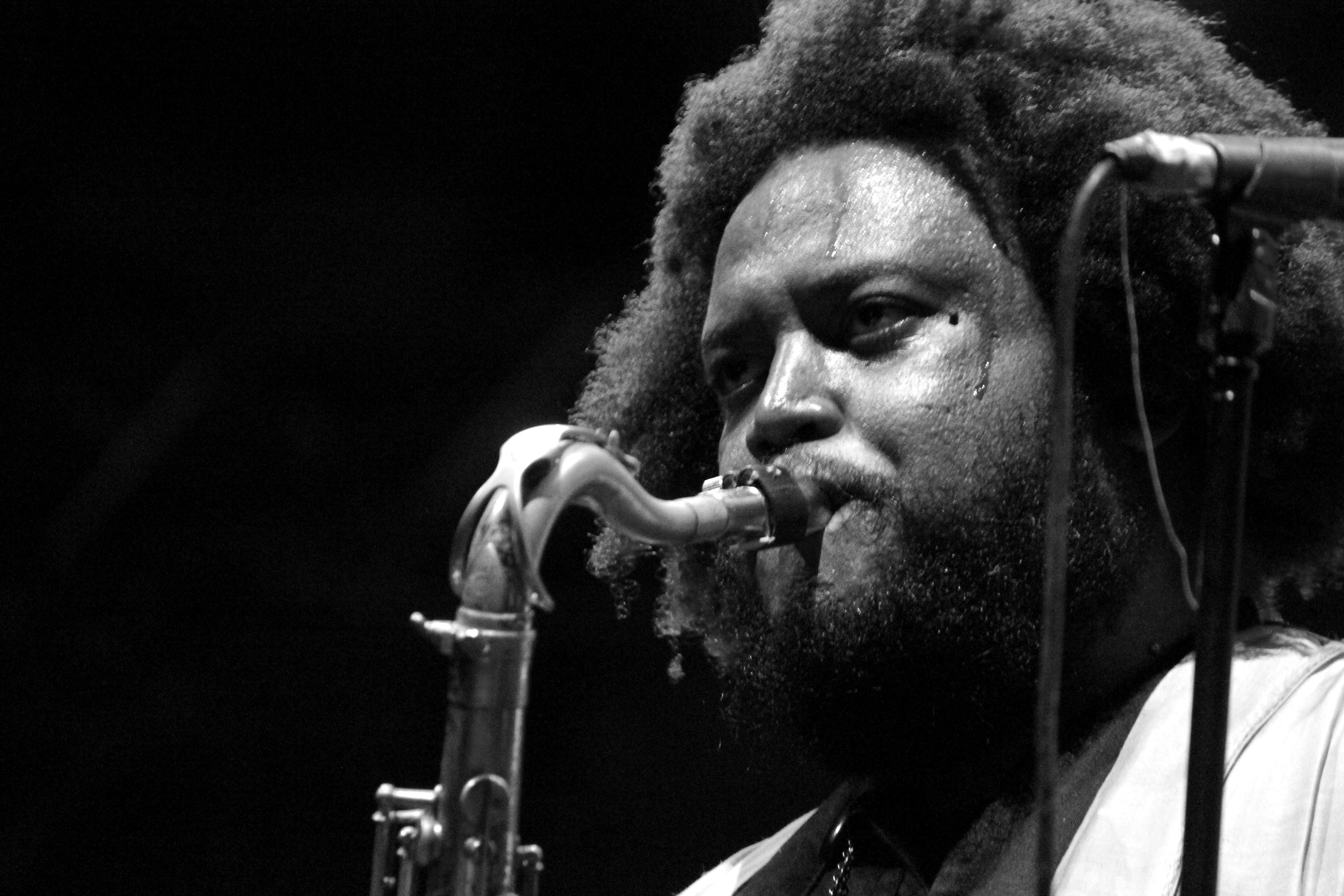 Kamasi Washington Roma