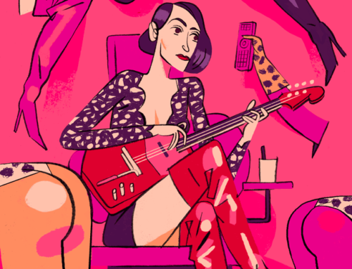 Il calendario di Gold Soundz: St. Vincent – MASSEDUCTION (ottobre 2017)