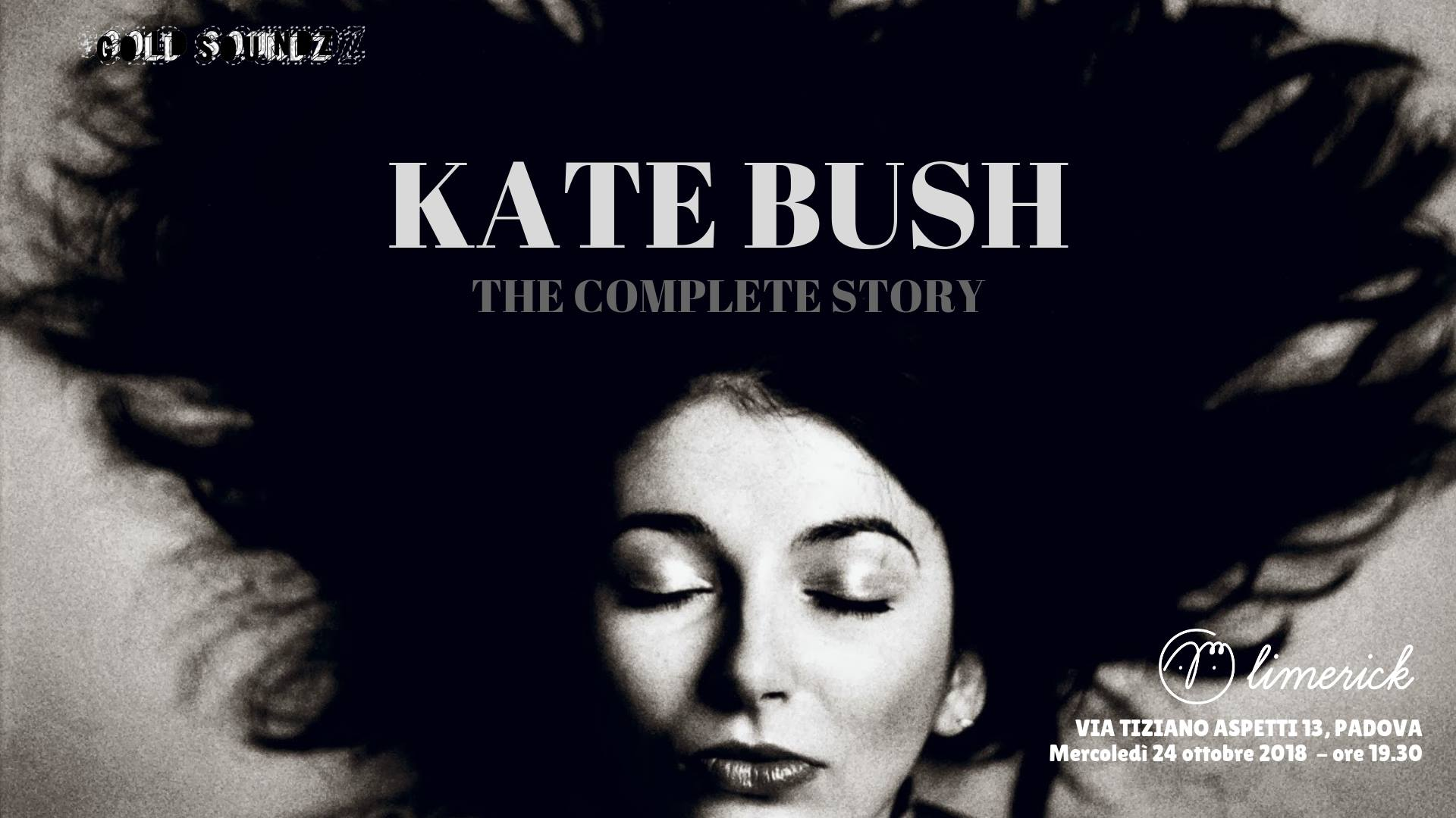 Kate Bush The Complete Story