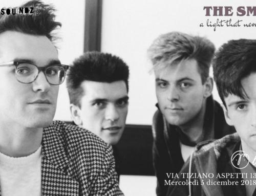 The Smiths: mercoledì 5 dicembre serata di ascolti e visioni a Padova