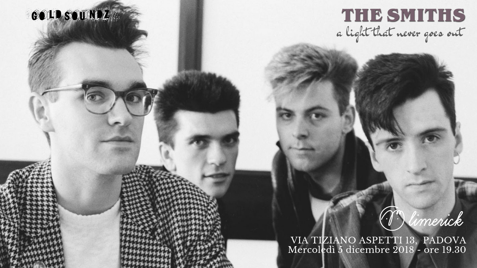 The Smiths A Light That Never Goes Out