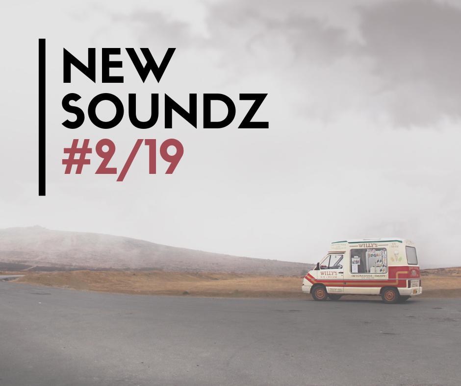 New soundz febbaraio 2019