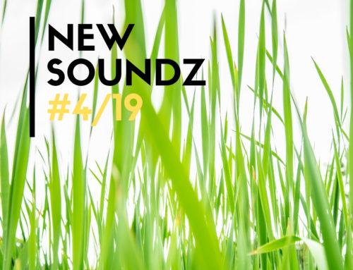 New Soundz: le nuove uscite di aprile 2019