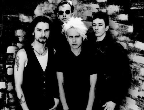 Depeche Mode – A Question of Lust