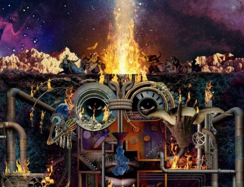 Twoo Sides #2: Flying Lotus – Flamagra