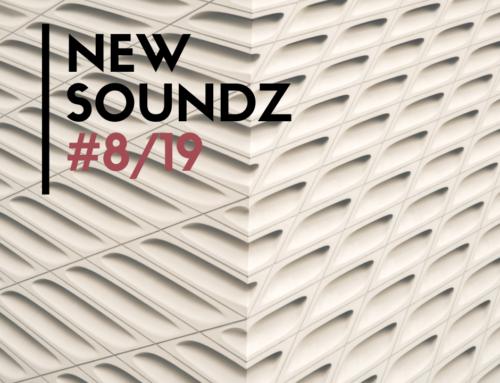 New Soundz: le nuove uscite di agosto 2019