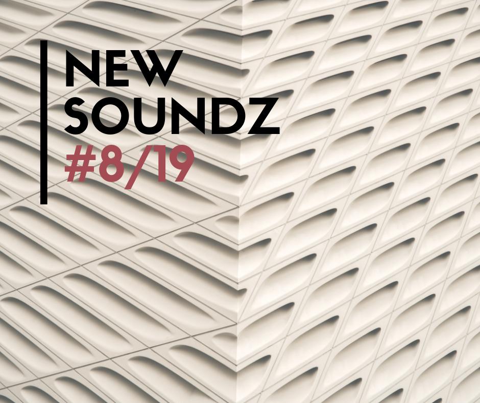 new soundz agosto