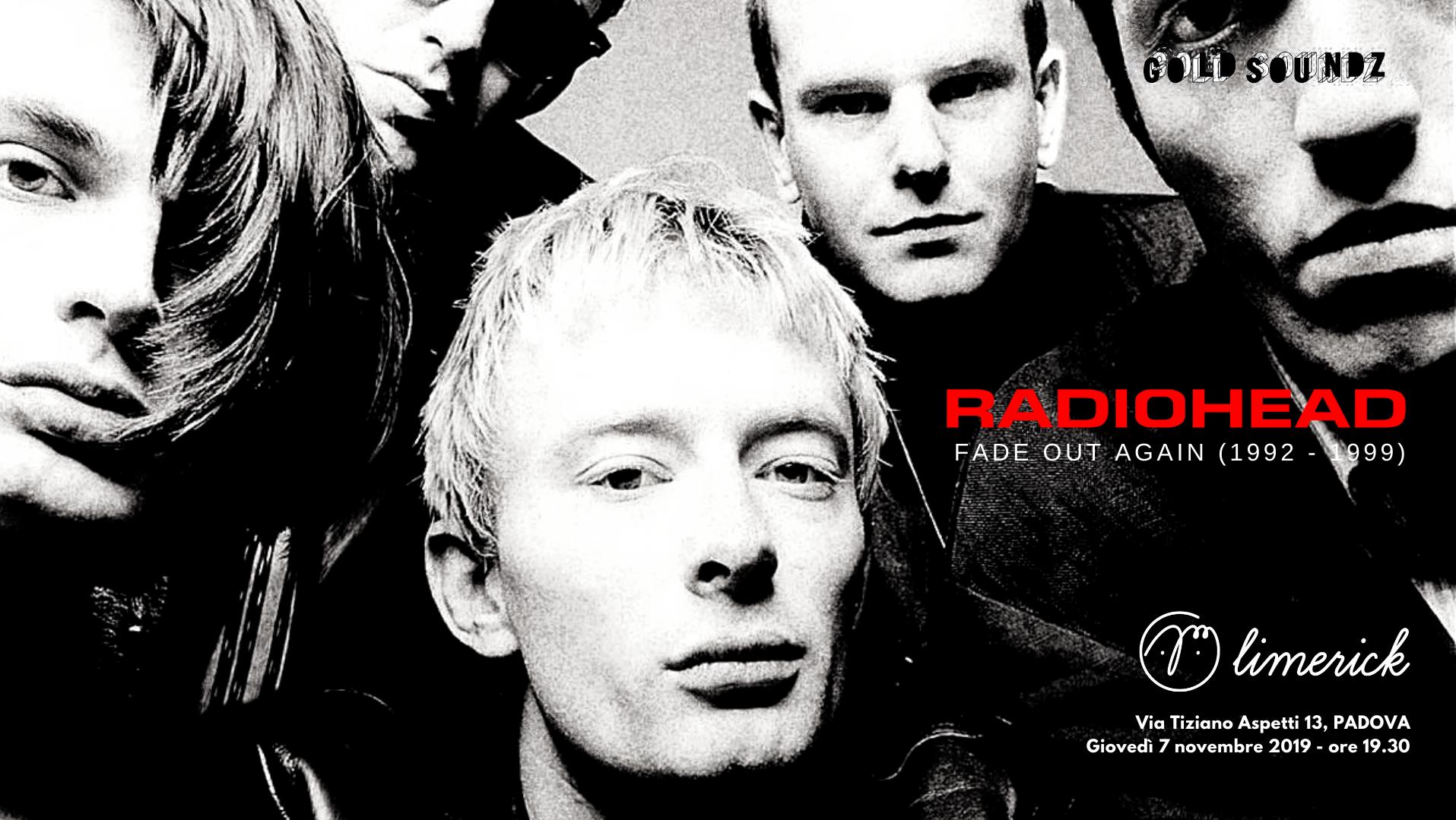 Radiohead Fade Out Again