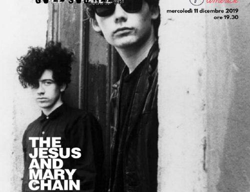 The Jesus & Mary Chain: mercoledì 11 dicembre a Padova una serata di ascolti e visioni in attesa del loro ritorno live