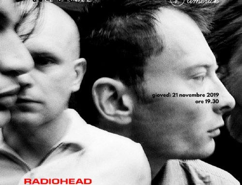 Gli anni duemila dei Radiohead: giovedì 21 novembre a Padova seconda serata di ascolti e visioni