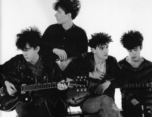 The Jesus and Mary Chain – Just Like Honey