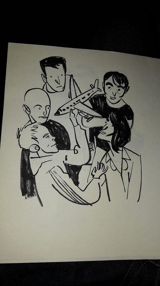 Radiohead Michele Bruttomesso