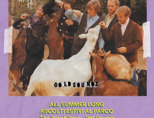 """Pet Sounds dei Beach Boys apre gli """"ascolti estivi"""" al Parco Milcovich di Padova"""