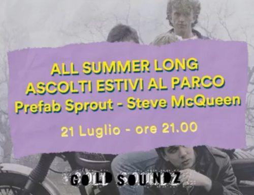 Gold Soundz al parco Milcovich di Padova: martedì 21 luglio ascoltiamo i Prefab Sprout, giovedì 23 incontro con Maurizio Blatto