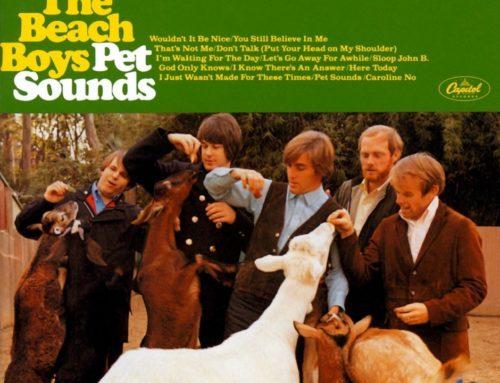 The Beach Boys – Pet Sounds (1966)